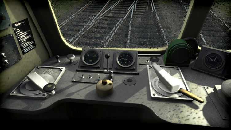 Train Simulator Weardale & Teesdale Network Route Add-On Screenshot 1