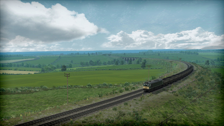 Train Simulator Weardale & Teesdale Network Route Add-On Screenshot 6