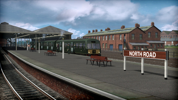 Train Simulator Weardale & Teesdale Network Route Add-On Screenshot 7
