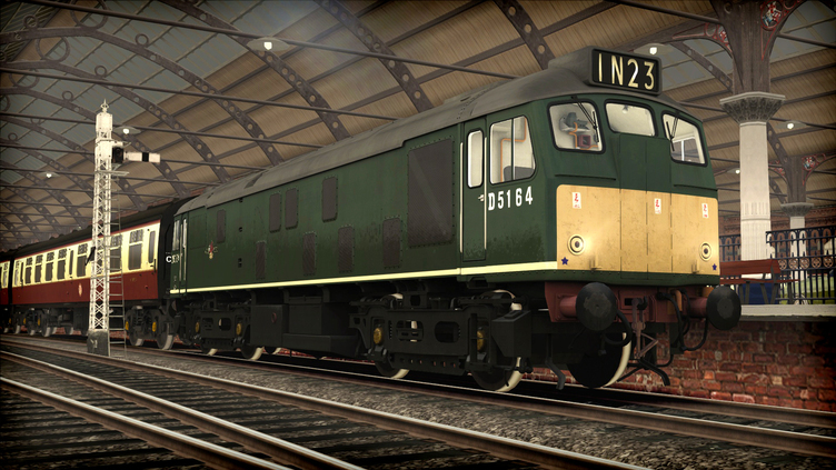 Train Simulator Weardale & Teesdale Network Route Add-On Screenshot 8