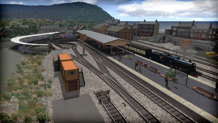 Train Simulator: West Somerset Railway Route Add-On Screenshot 1