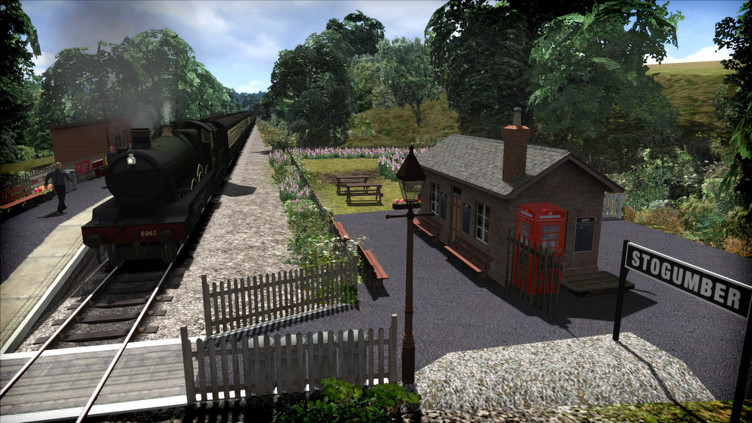 Train Simulator: West Somerset Railway Route Add-On Screenshot 2