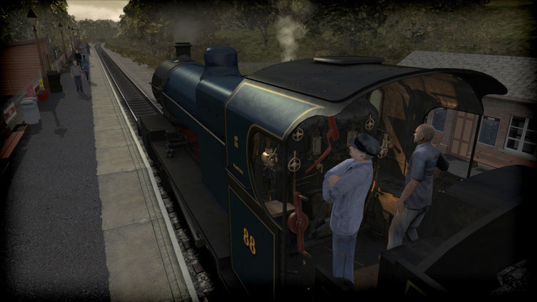 Train Simulator: West Somerset Railway Route Add-On Screenshot 3