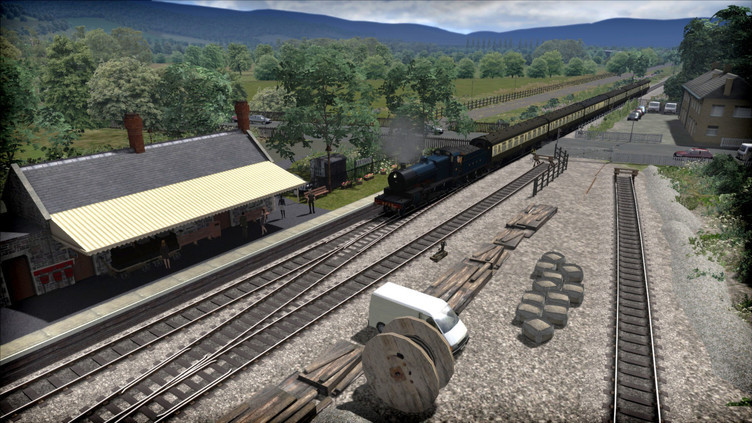 Train Simulator: West Somerset Railway Route Add-On Screenshot 4