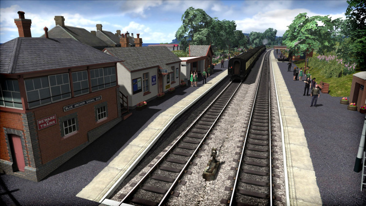 Train Simulator: West Somerset Railway Route Add-On Screenshot 5