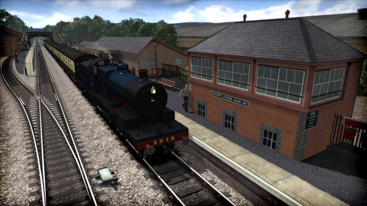 Train Simulator: West Somerset Railway Route Add-On Screenshot 6
