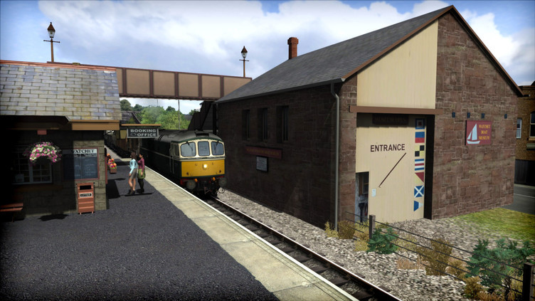 Train Simulator: West Somerset Railway Route Add-On Screenshot 7