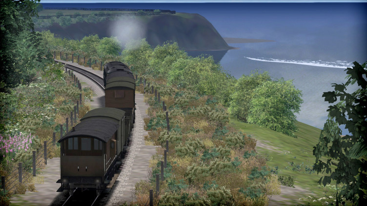 Train Simulator: West Somerset Railway Route Add-On Screenshot 8