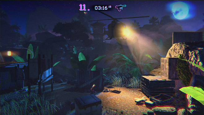 Trials of the Blood Dragon Screenshot 9