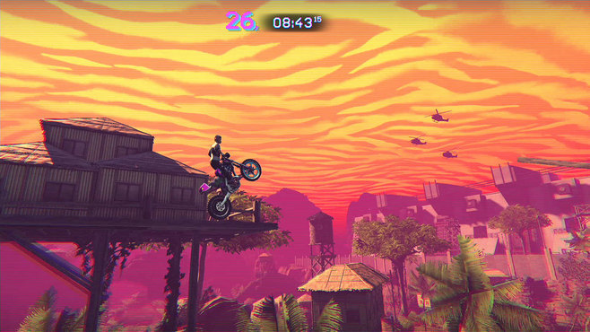 Trials of the Blood Dragon Screenshot 10
