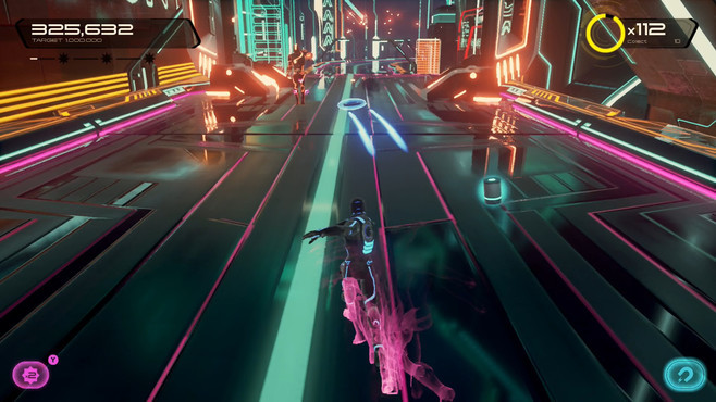 TRON RUN/r Screenshot 1