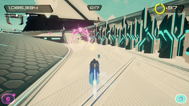 TRON RUN/r Screenshot 3