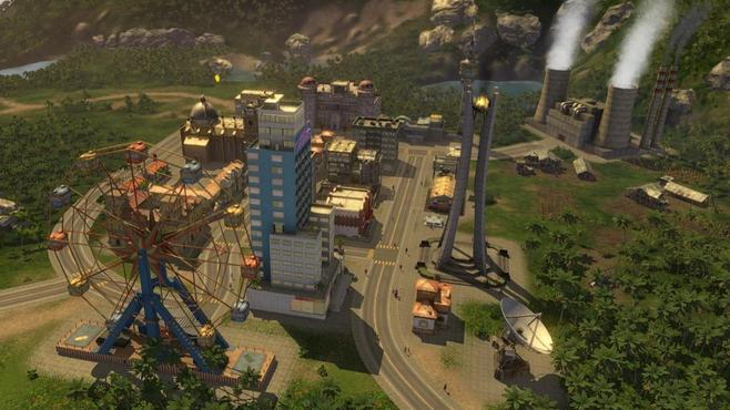 Tropico 3: Absolute Power DLC Screenshot 1