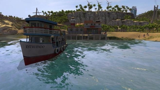 Tropico 3: Absolute Power DLC Screenshot 3