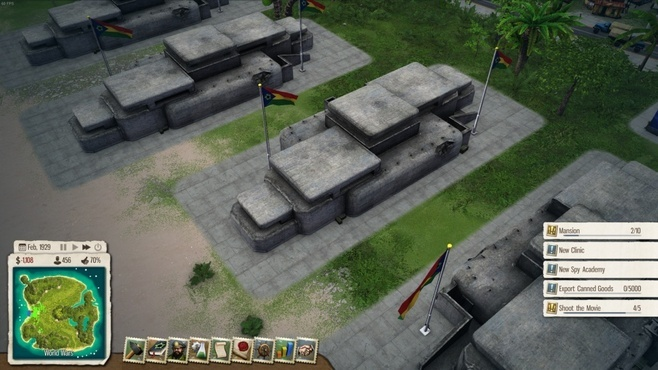 Tropico 5: T-Day DLC Screenshot 1
