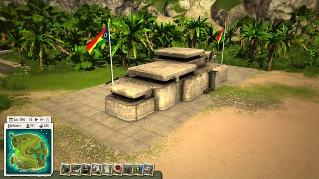 Tropico 5: T-Day DLC Screenshot 2