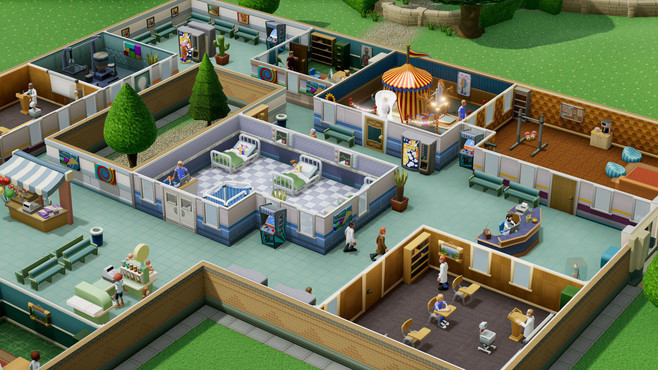 Two Point Hospital Screenshot 3