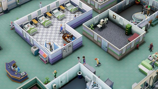 Two Point Hospital Screenshot 10