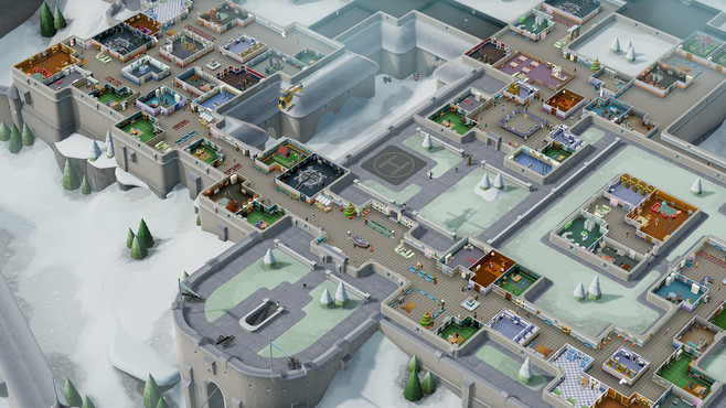 Two Point Hospital: Bigfoot Screenshot 3