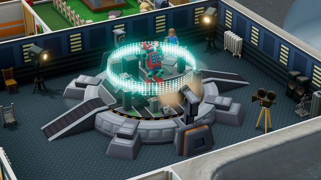 Two Point Hospital: Bigfoot Screenshot 4
