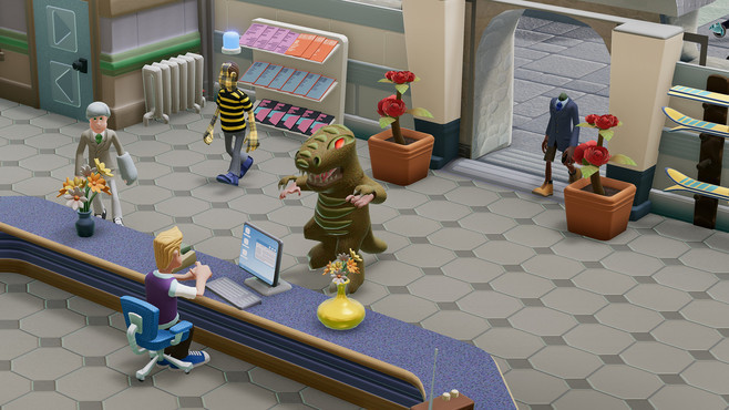Two Point Hospital: Bigfoot Screenshot 6