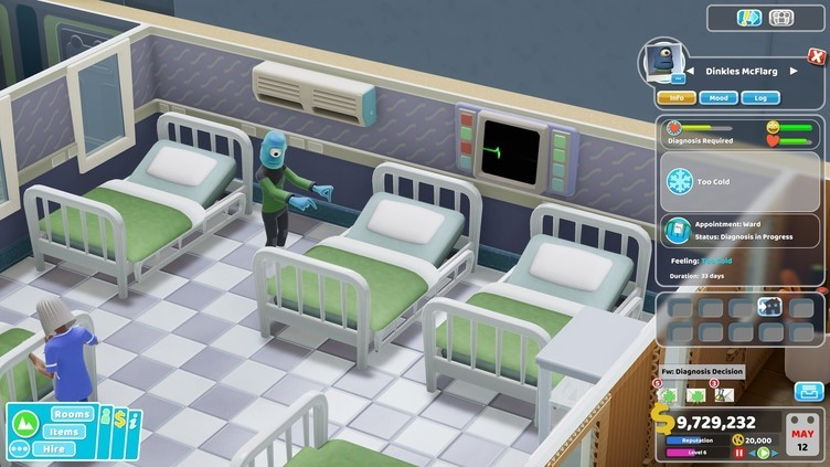 Two Point Hospital: Close Encounters Screenshot 3