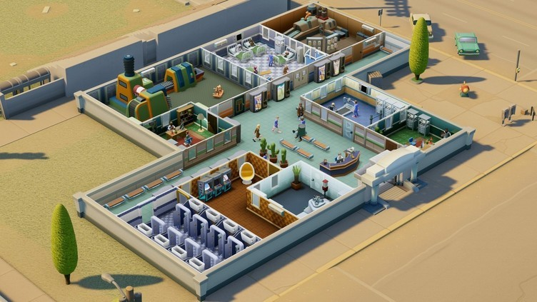 Two Point Hospital: Close Encounters Screenshot 9