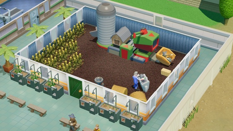 Two Point Hospital: Off The Grid Screenshot 1