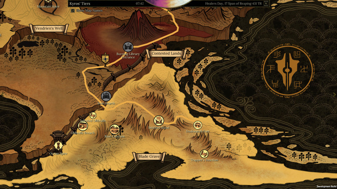 Tyranny - Tales from the Tiers Screenshot 2