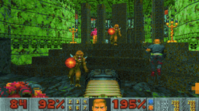 DOOM® CLASSIC COMPLETE Screenshot 1