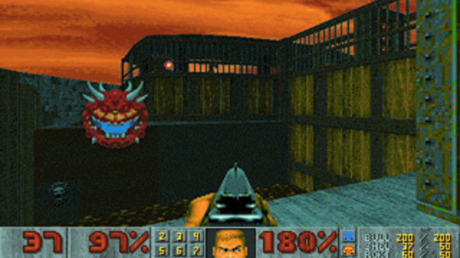 DOOM® CLASSIC COMPLETE Screenshot 2