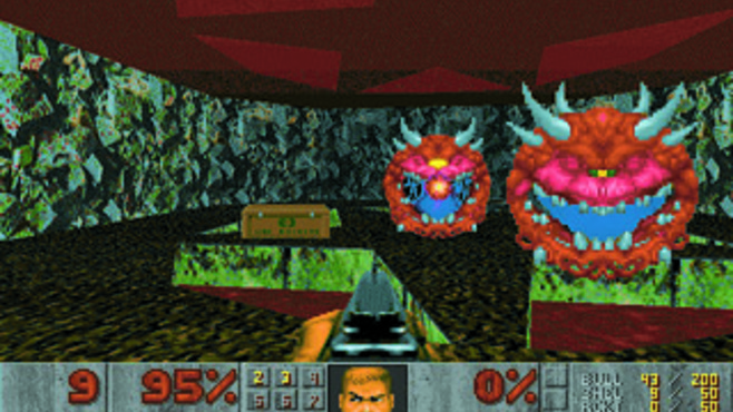 DOOM® CLASSIC COMPLETE Screenshot 3