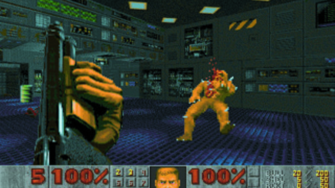 DOOM® CLASSIC COMPLETE Screenshot 5
