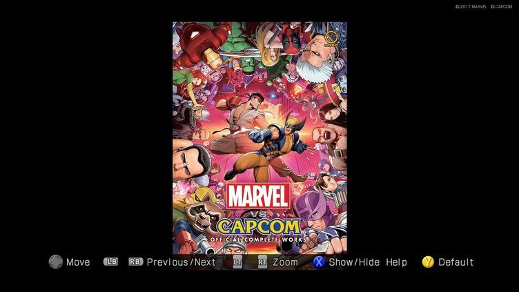 ULTIMATE MARVEL VS. CAPCOM 3 Screenshot 5
