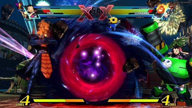ULTIMATE MARVEL VS. CAPCOM 3 Screenshot 6