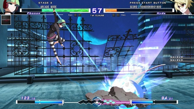 UNDER NIGHT IN-BIRTH Exe:Late[st] Screenshot 9