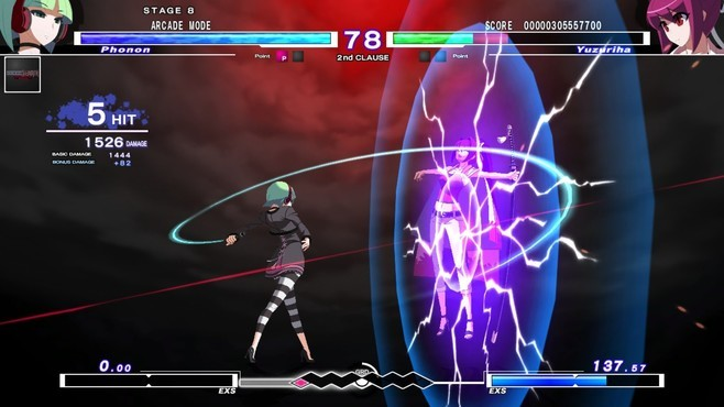 UNDER NIGHT IN-BIRTH Exe:Late[st] Screenshot 10