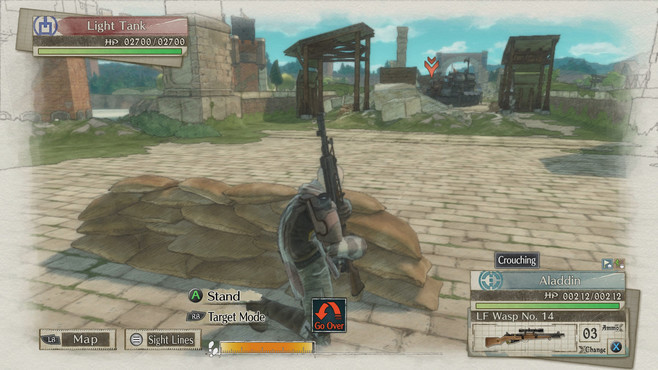 Valkyria Chronicles 4: Expert Level Skirmishes Screenshot 1