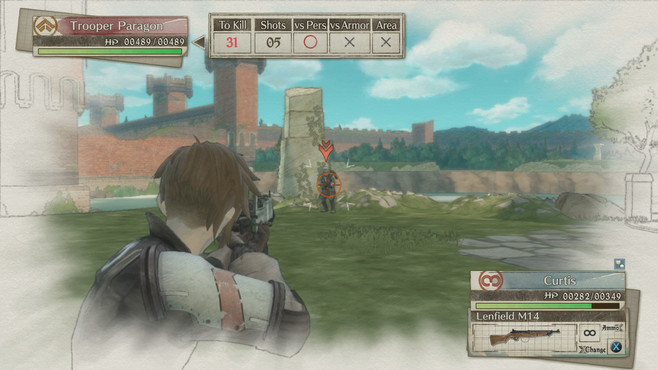 Valkyria Chronicles 4: Expert Level Skirmishes Screenshot 2