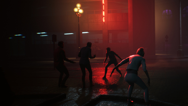 Vampire: The Masquerade - Bloodlines 2: Unsanctioned Edition Screenshot 4