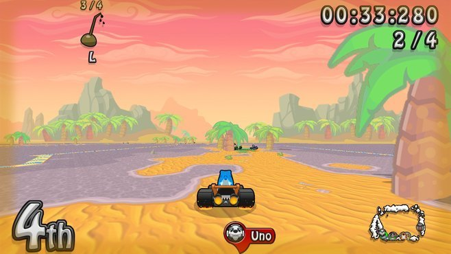 Wacky Wheels HD Screenshot 4