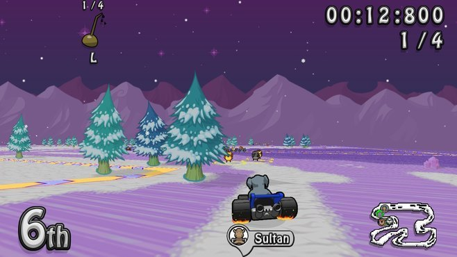 Wacky Wheels HD Screenshot 5