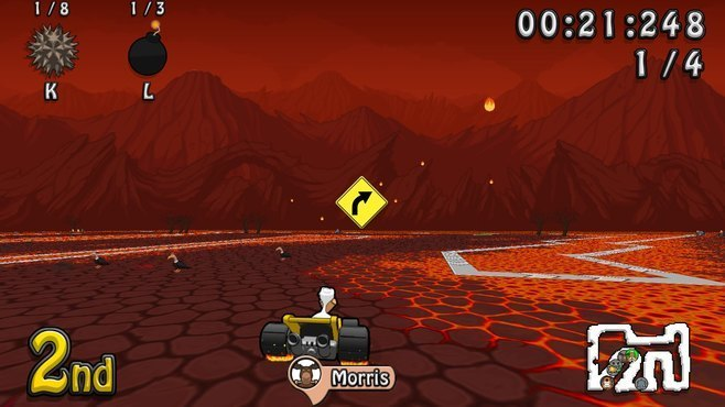 Wacky Wheels HD Screenshot 6