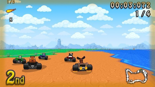 Wacky Wheels HD Screenshot 12