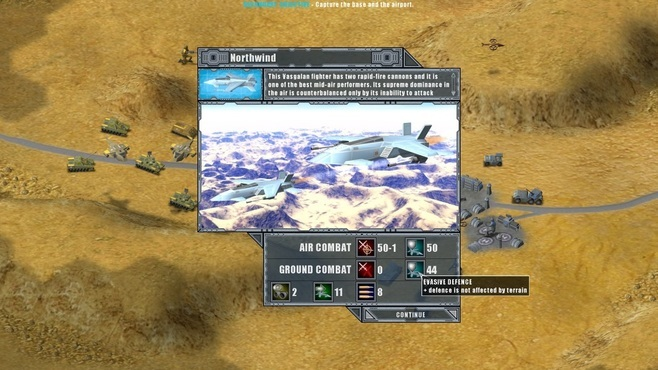 War on Folvos Screenshot 4