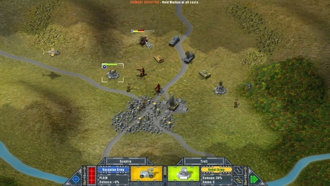 War on Folvos Screenshot 5