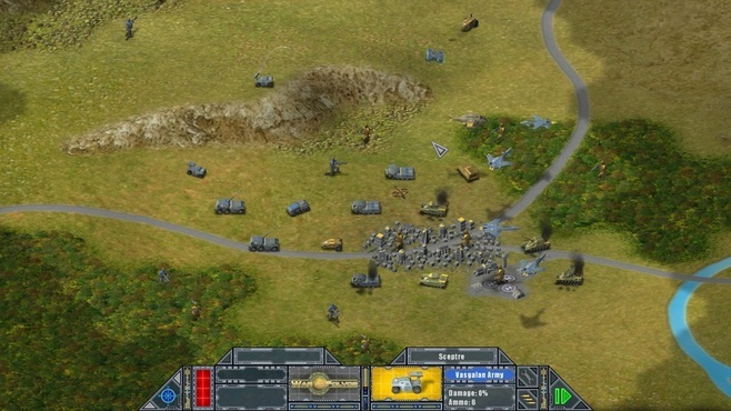 War on Folvos Screenshot 8