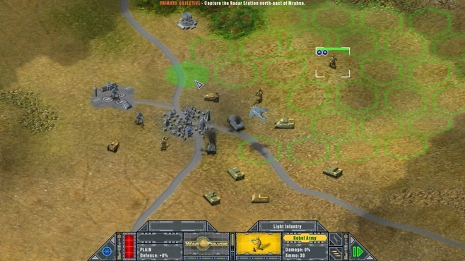 War on Folvos Screenshot 9