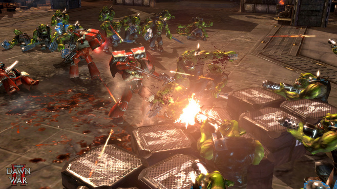 Warhammer® 40,000™: Dawn of War II Screenshot 1
