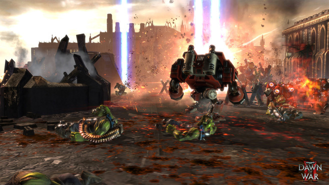 Warhammer® 40,000™: Dawn of War II Screenshot 2
